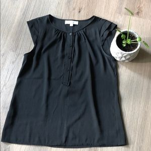 Black top from LOFT - size small
